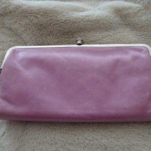 Hobo Lauren Wallet in Lilac